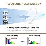 Immagine 1 cyxus filtro luce blu occhiali