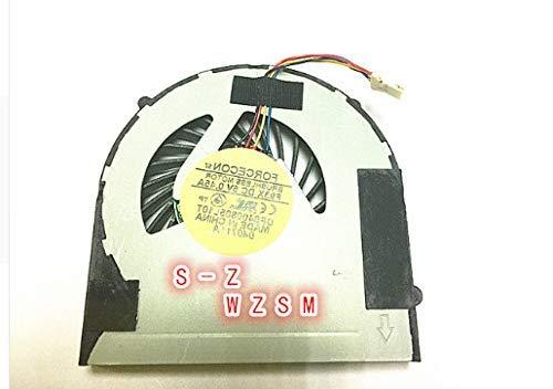 Durable Ventilador 100% Original para Acer Aspire One 721 1830 1830Z 1830T 1830TZ MS2298 AO753 FORCECON DFS400805L10T F93X - (Longitud del Cable: 1PCS) (Color : 1PCS)