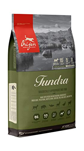 ORIJEN Dry Dog Food, Tundra, Biologically Appropriate & Grain Free