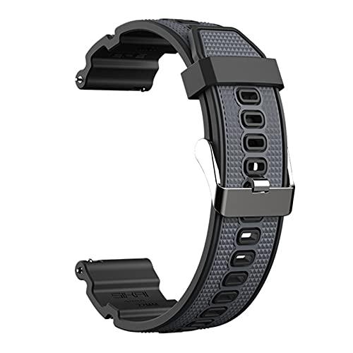 HGGFA Funda para reloj huawei GT2 Pro Case Smart Watches Cover TPU Shell Protector Sport Accesorios (color : E, tamaño: Gt2pro-ecg)