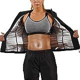 Bingrong Cortavientos Mujer Running Transpirable Chaqueta Deportiva Mujer Abrigos...