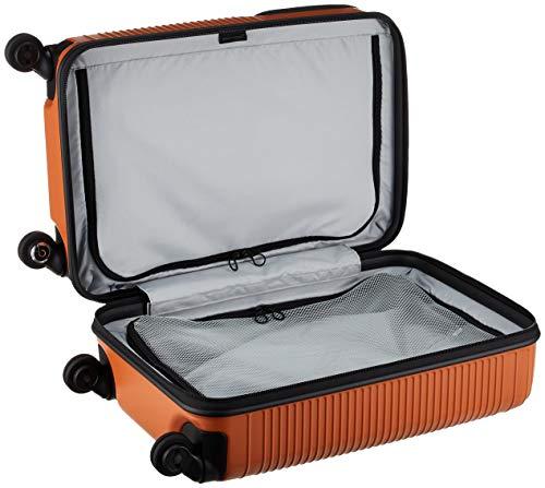 [プロテカ]スーツケース日本製ポケットライナーサイレントキャスター機内持ち込み可保証付35L49cm3kgサンセットオレンジ