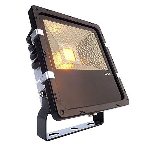 Koplamp LED 30W projector licht oranje 1700k tuin IP65 110-240 V
