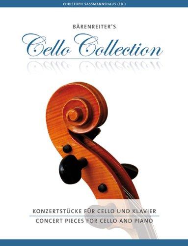 Konzertstücke für Cello und Klavier