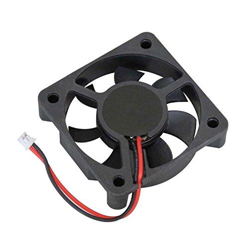 Hobbypower 5010SH 5300RPM 5V Cooling Fan for Hobbywing Ezrun 150A SL PRO V2 Brushless ESC