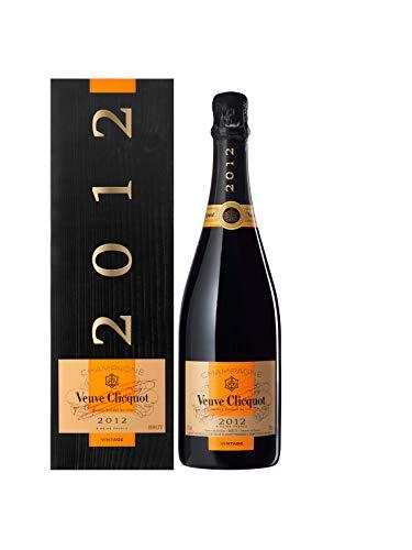 Veuve Clicquot Champagne VINTAGE Brut 2012 12% - 750 ml in Giftbox