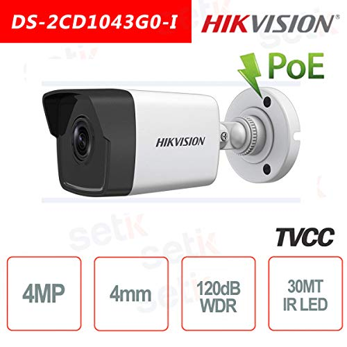 Hikvision IP-camera DS-2CD1043G0-IF4