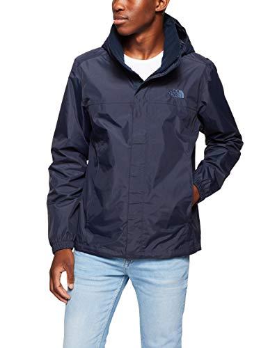 The North Face Men's Resolve 2 Jacket, Urban Navy/Urban Navy, XXL