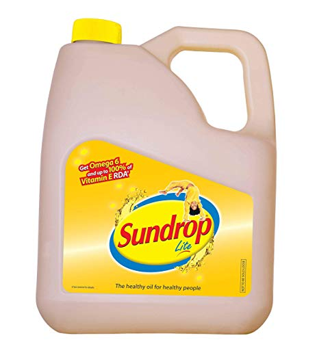 Sundrop Lite Oil, 5l Jar