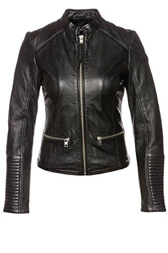 Tigha Damen Talia Jacke, Schwarz (Black 900), X-Small