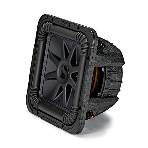 KICKER 44L7S104 10 inch Solobaric L7 Woofer zwart