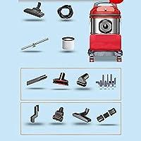 HTDHS コードレス掃除機掃除機掃除機 - ステンレス鋼の水フィルター家庭の小さな乾燥したぬれた吸引機械の高いR真空掃除機、3スタイルで入手可能なコードレスvaccummクリーナー (Color : Upgraded Version)