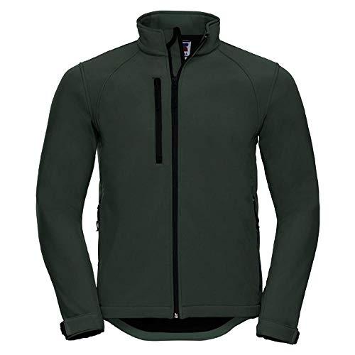 Russell - Softshell Jacket - bis 4XL / Bottle Green, L