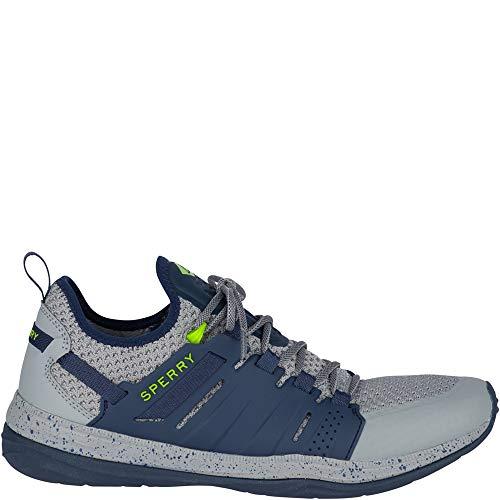 Sperry Mens H20 Mainstay Sneaker Water Shoe, Seattle Grey,11.5