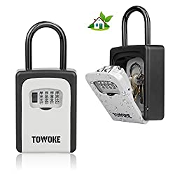 Top 10 Best Key Lock Boxes 2021