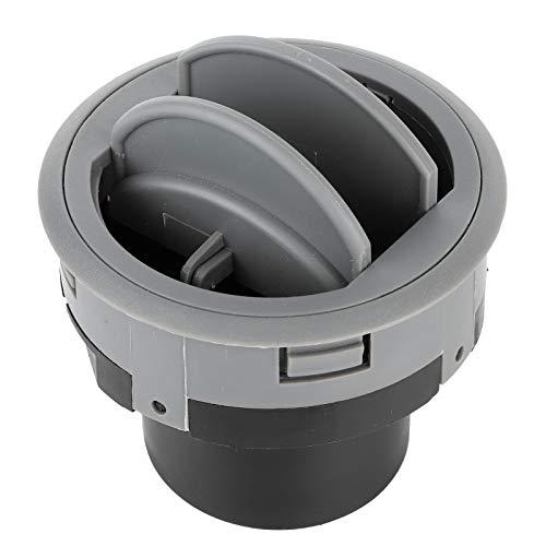 aqxreight - Deflector de Aire Acondicionado, Salida de Aire Acondicionado de 3x2 Pulgadas, ventilación de Aire Acondicionado, Ajuste de ventilación de plástico Redondo para Autocaravana