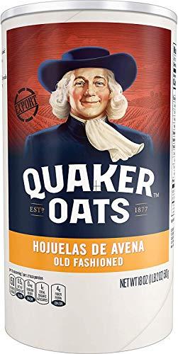 Quaker(クエーカー) オートミール オールドファッション 510g [並行輸入品]