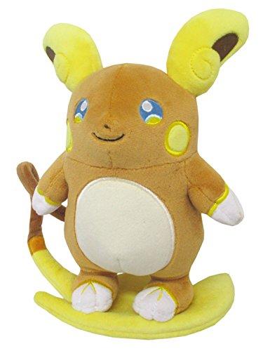 Pokemon All Star Collection PP60 Raichu Alolan Arora 14 cm Plüschtiere