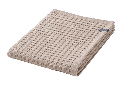 möve Piquée Gästetuch 40 x 70 cm aus 100% Baumwolle, cashmere