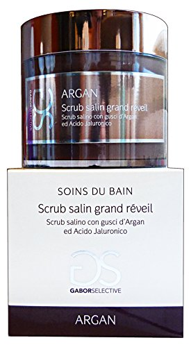 Soins du Bain Scrub Salin Grand Reveil 250 ml Srub zout lichaam