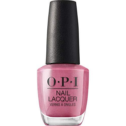 OPI Nail Polish, Nail Lacquer, Not So Bora-Bora-ing Pink, Pink Nail Polish, 0.5 Fl Oz