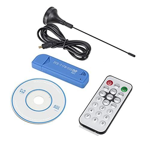 Libartly Sdr + Dab + FM TV Dvb-T Stick Rtl2832U + Fc0012...