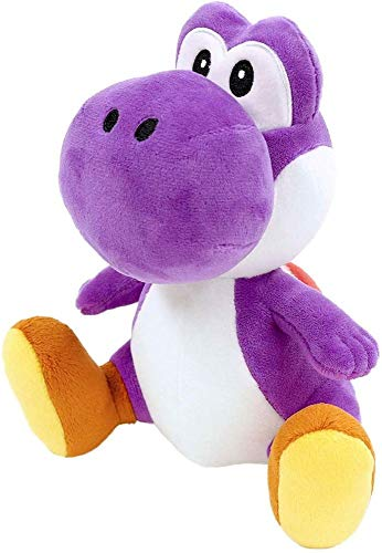 Super Mario - Lila Yoshi - Kuscheltier | Offizielles Merchandise