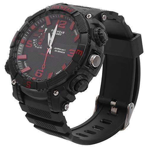 WYLZLIY-Home Reloj Inteligente Deportivo Smartwatch Reloj Inteligente 32G con Monitor De Ritmo Cardíaco, Monitor De Sueño, Reloj Deportivo Portátil A Prueba De Agua