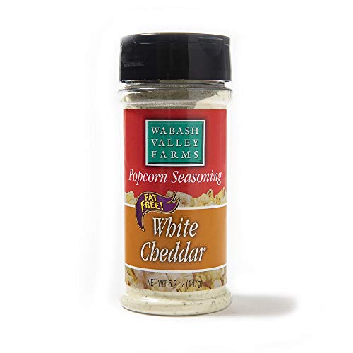Great Deal! Wabash Valley Farms Seasoning - White Cheddar Cheese - 5.2 oz