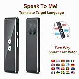Translaty Muama Enence Traductor instantáneo de idiomas de voz en tiempo real...