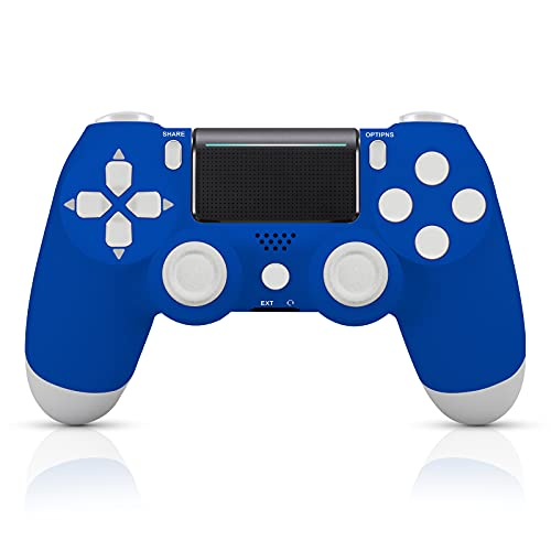 ADHJIE PS4 Wireless Controller for Ps-4/Pro/Slim,Dual Vibration Remote Gamepad Joystick Compatible with Playstation 4/PC Console