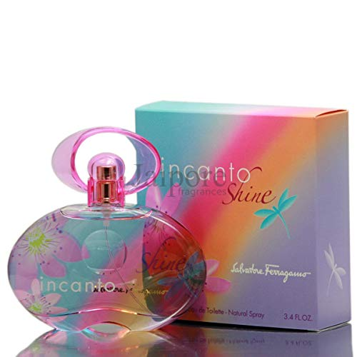 Salvatore Ferragamo Acqua di Profumo, Incanto Shine Edt Vapo, 100 ml