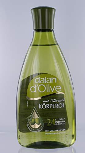 Dalan körperöl bodyoil olivo 250ml de aceite de oliva