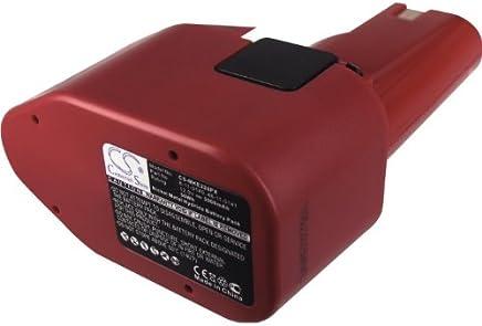 Cameron Sino 3000mAh batería de repuesto para MAKITA 6211DWHE Herramientas eléctricas y de mano