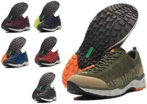ALPIN LOACKER Premium Outdoor Trekking Freizeit Wanderschuhe aus aus aus Leder - Die Allround Approach Schuhe  Wir bieten verschiedene berühmte Marke