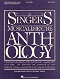 The Singer's Musical Theatre Anthology: Soprano, Vol. 3