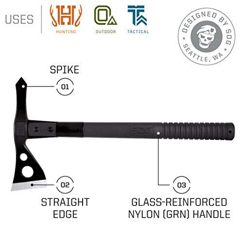 SOG Tactical Tomahawk (F01TN-CP)