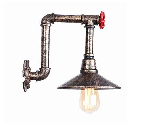 Lámpara Chandelierwall/Aplique Retro Industrial/Accesorios de iluminación Alve/Steampunk corto/Pasillos Pasillos