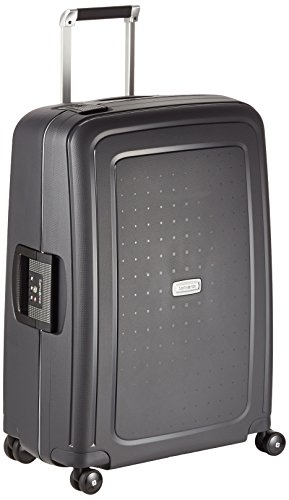 Samsonite S'cure DLX Spinner, M (69cm-79L) - GRAPHITE