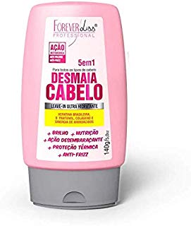 Leave-In Desmaia Cabelo, FOREVER LISS, 150G