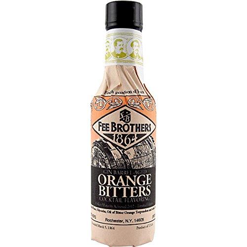 Fee Brothers Gin Barrel-Aged Orange Bitters - 5 oz
