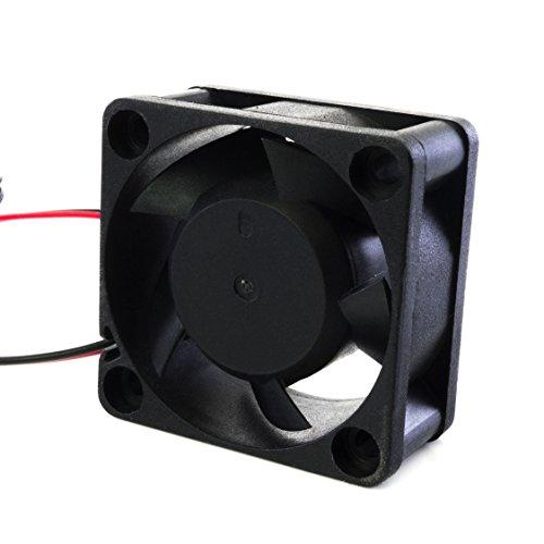 Maker Girl USA DC Case Fan Brushless 40mm x 40mm x 28mm 12V High Output 4028