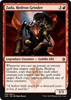 Wizards of the Coast Zada, Hedron Grinder - Masters 25