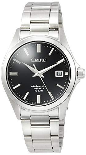 [セイコーウォッチ] 自動巻き腕時計 セイコーショップ限定モデル セイコー ショップ限定モデル ドレスライン SZSB012 メンズ シルバー