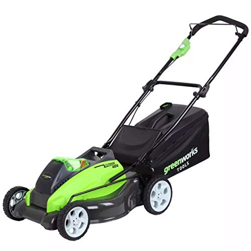 Greenworks Tools 40V accu grasmaaier 45cm (zonder accu en oplader) (2500107)