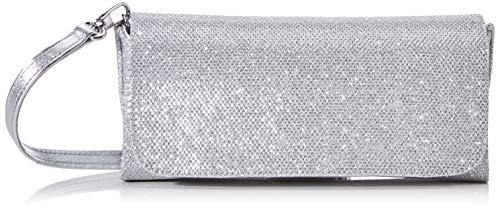 UnisaZdream_20_evMujerMonederosPlateado (Silver) 22x10x7 Centimeters (B x H x T)