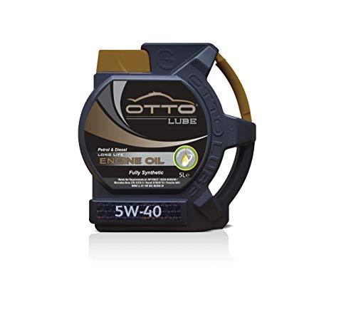 Otto Lube 5W40 volledig synthetische motorolie A3/B3/B4