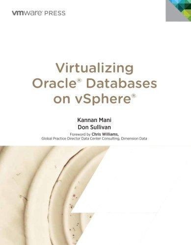 Virtualizing Oracle Databases on vSphere (VMware Press Technology)