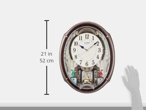 リズム時計工業『スモールワールドアルディ(4MN545RH23)』