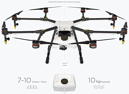 DJI Agras MG-1 Precision Spraying custom